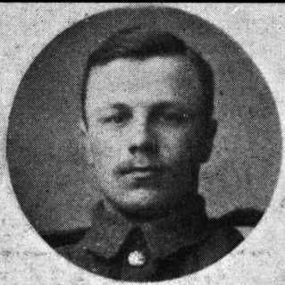 Private John D GRIFFITHS 3rd Battalion Worcestershire Regiment (27903rd) Killed in action 23rd August 1916